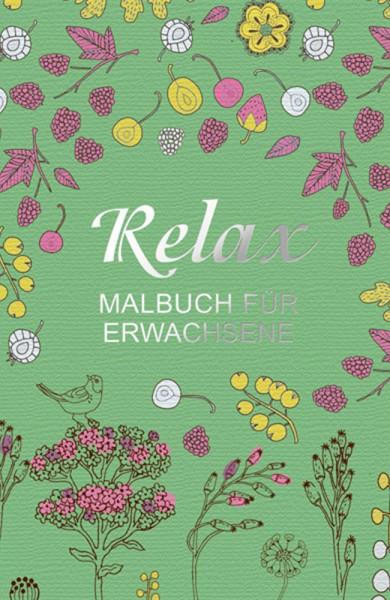 RELAX Malbuch für Erwachsene