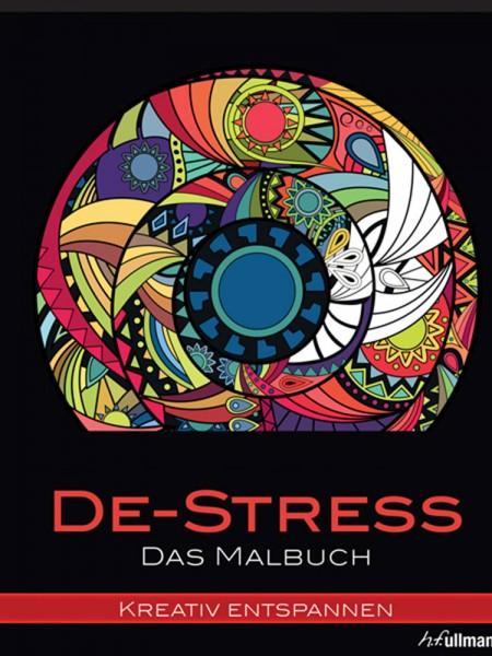 DE-STRESS Das Malbuch
