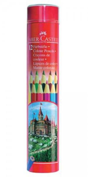 FABER CASTELL Farbstifte farbsortiert