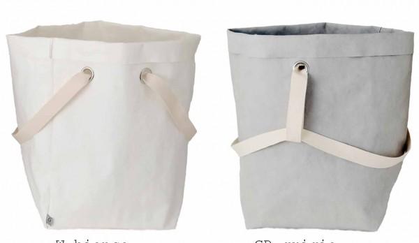 CASA Zellulose-Papier Behälter - 100% vegan