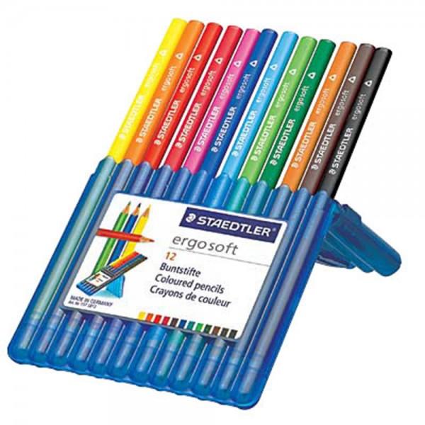 STAEDTLER Buntstifte ergosoft® im 12er Pack