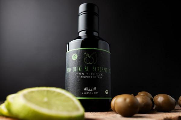 AMODEO BIO-Olio d´Oliva al Bergamotte 250 ml